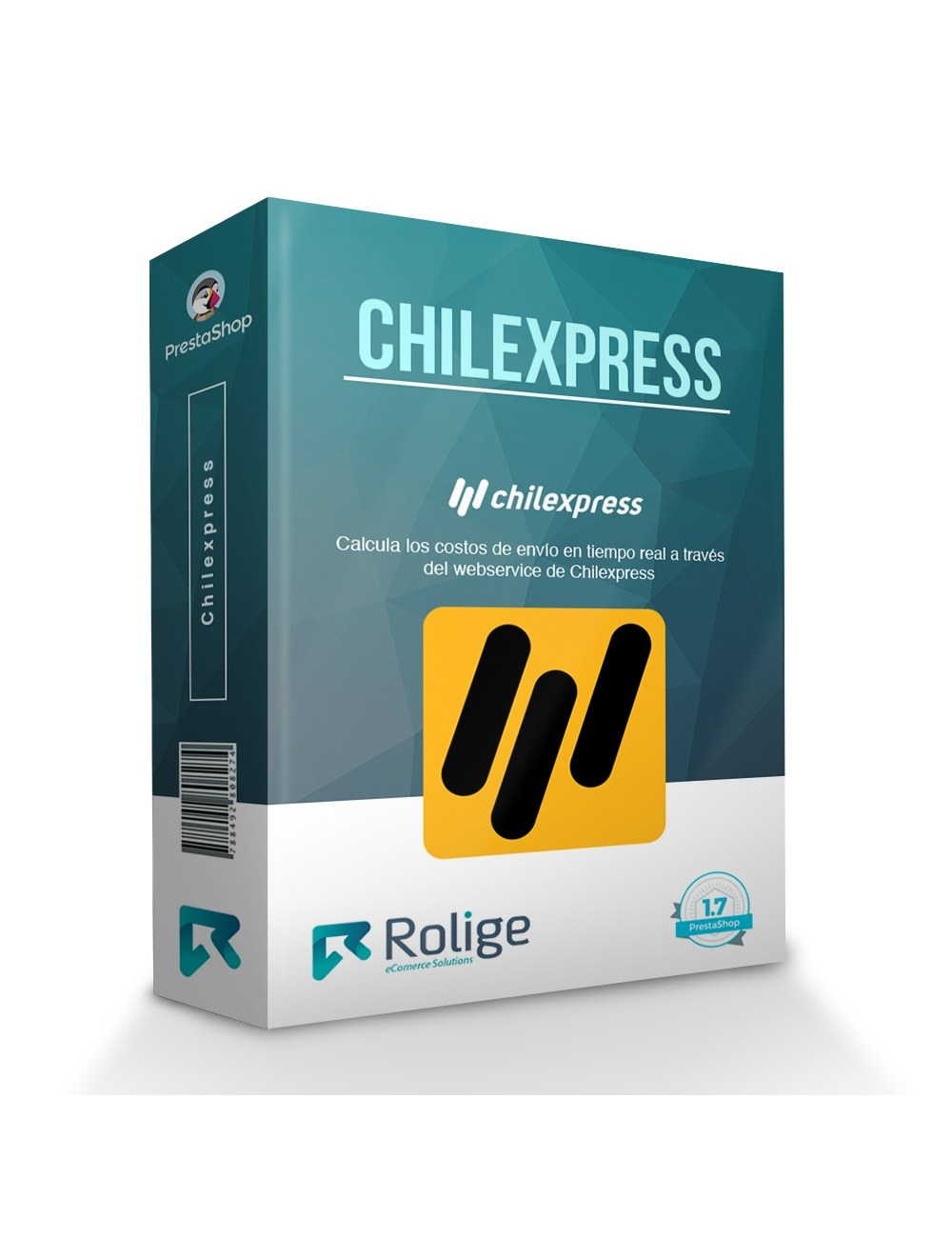 Module Chilexpress for PrestaShop