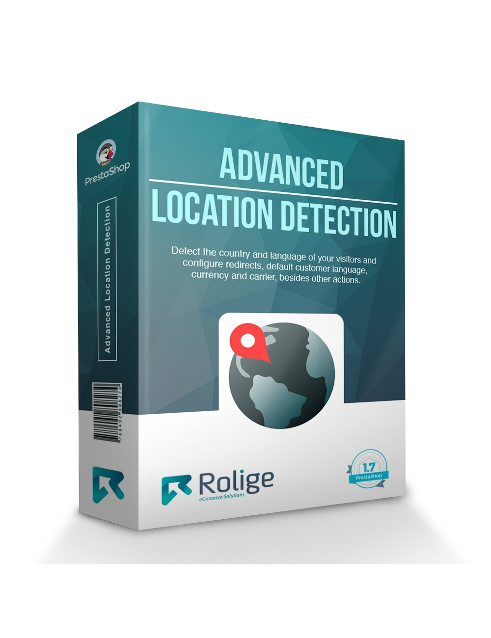 Advanced Location Detection Module for PrestaShop
