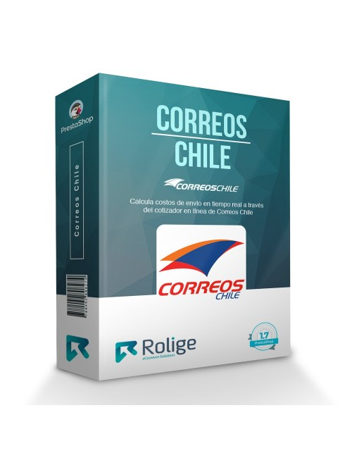Module Correos Chile for PrestaShop