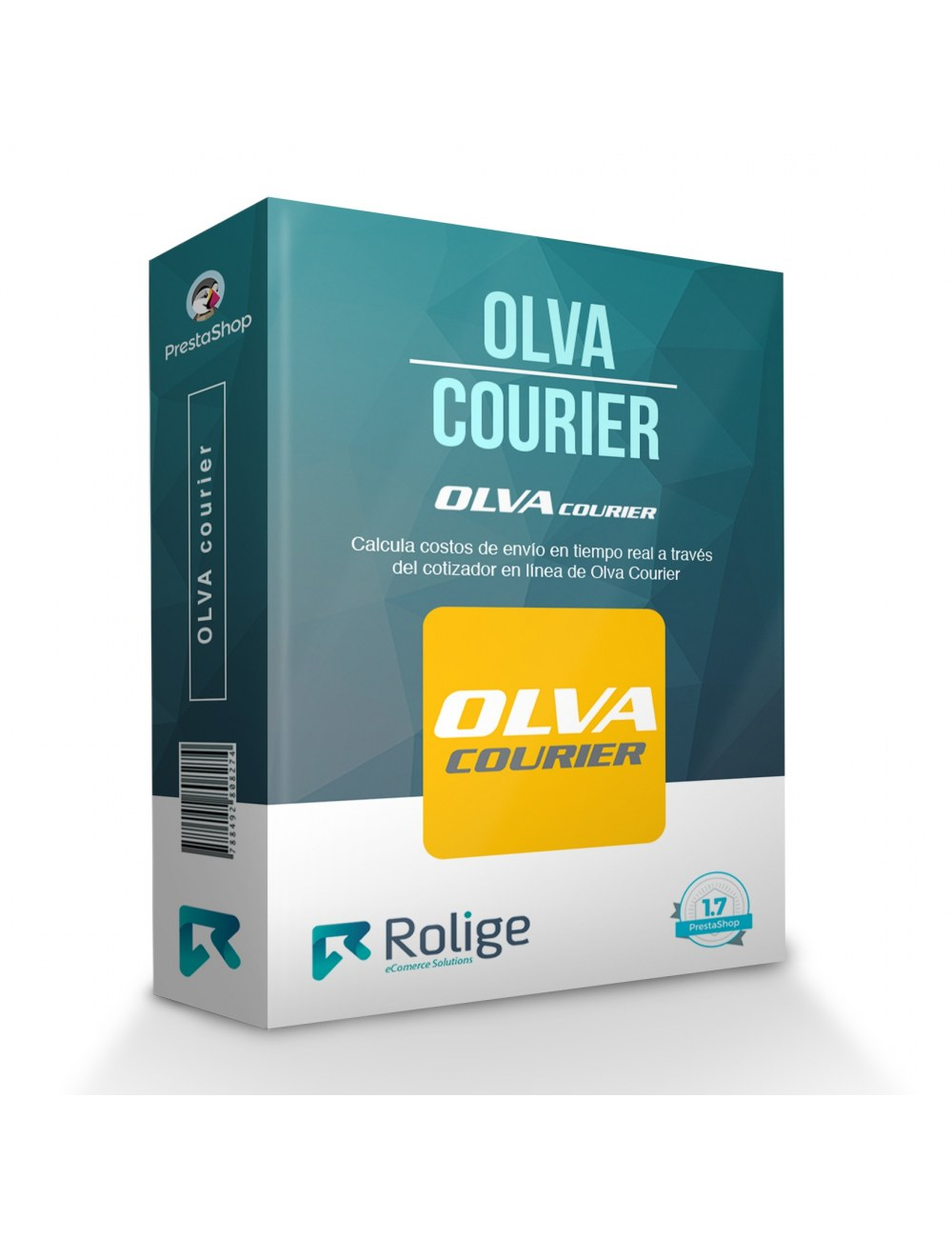 Module Olva Courier for PrestaShop