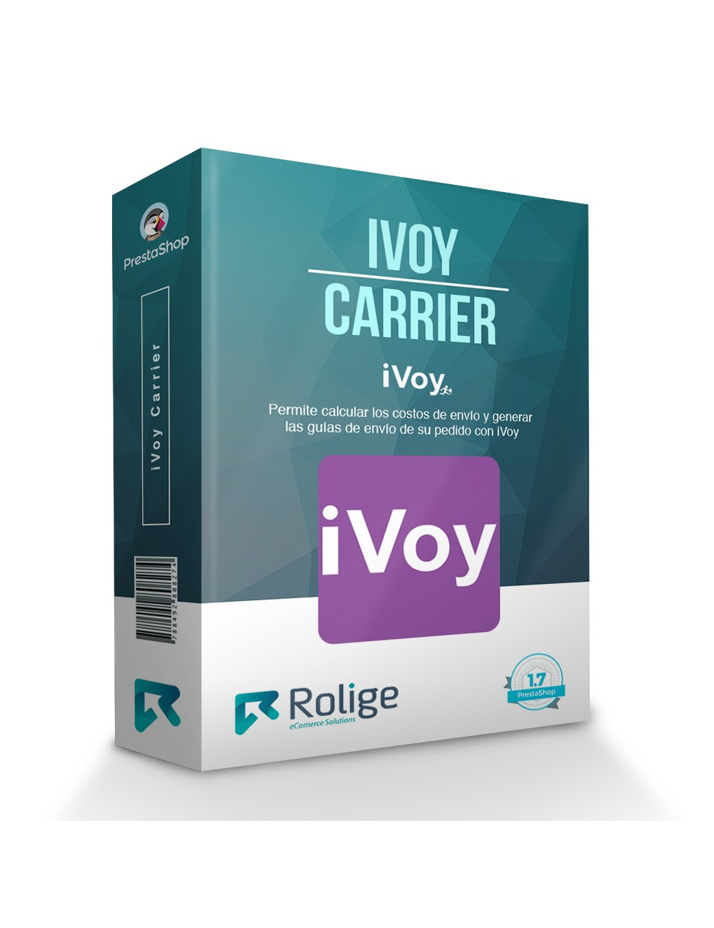 Module iVoy Carrier for PrestaShop