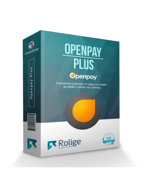 Openpay Plus Module for PrestaShop
