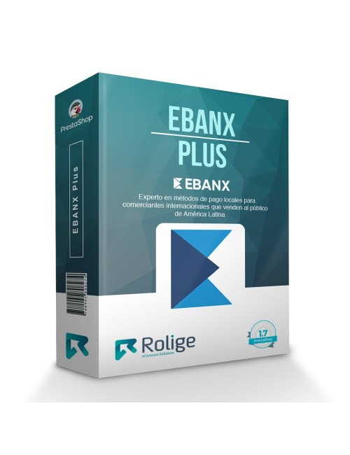 EBANX Plus Module for PrestaShop